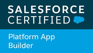 Salesforce Certified App Builder